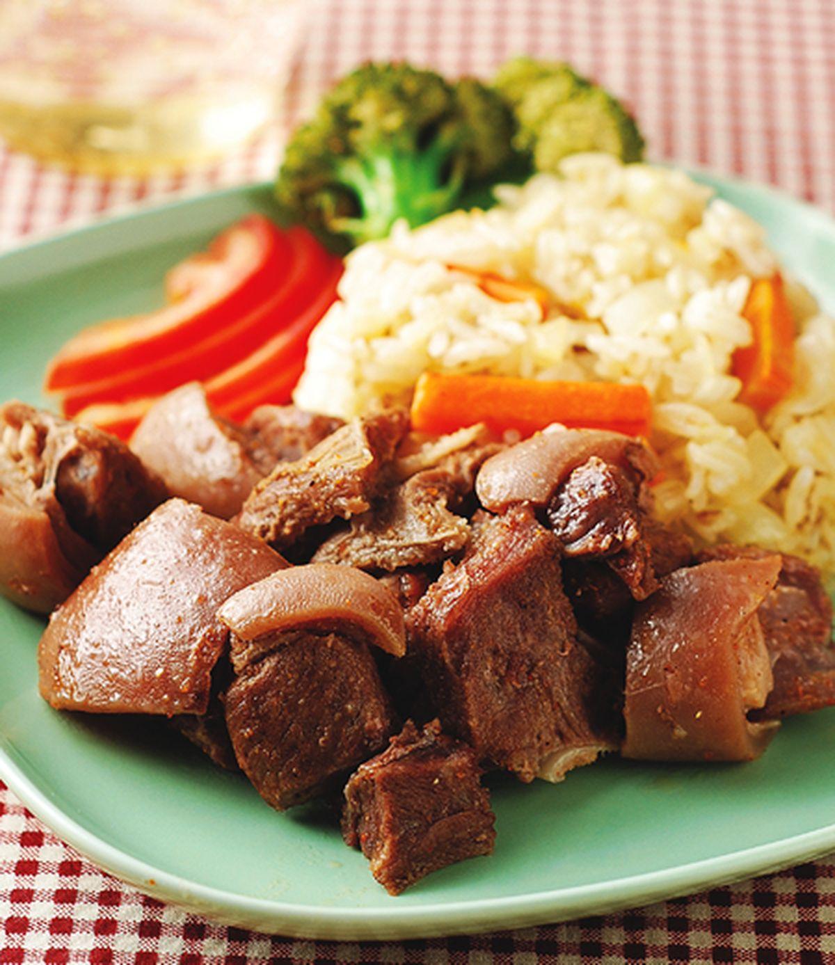 食譜:印度咖哩羊肉抓飯