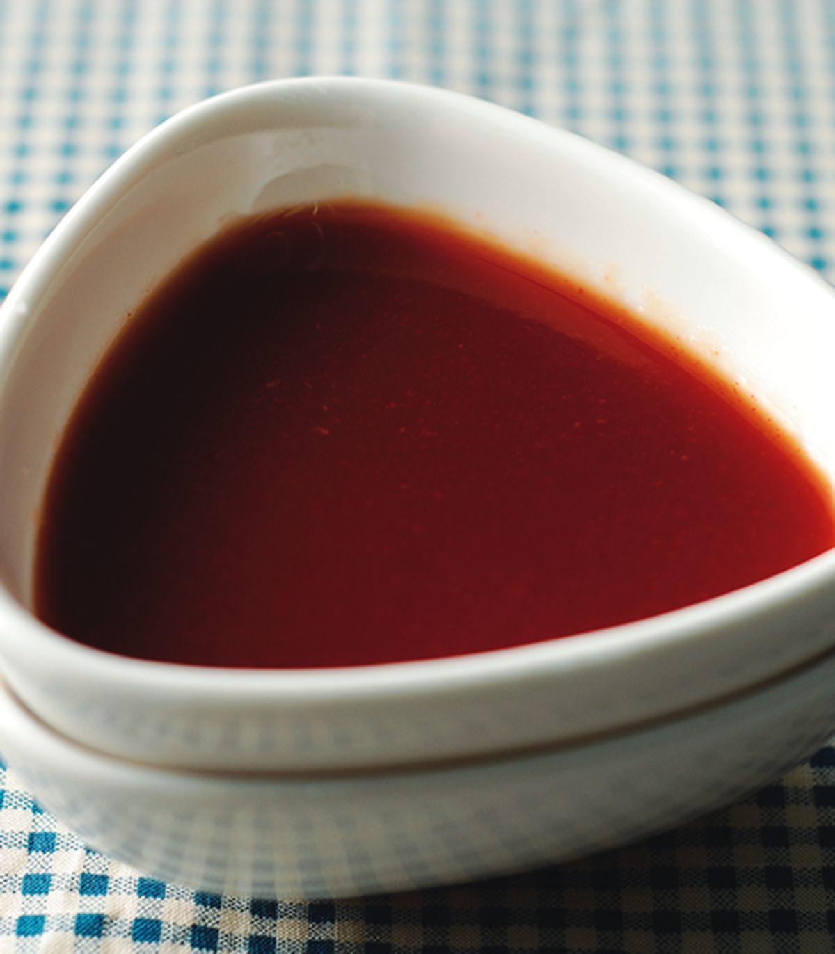 食譜:甜辣涼麵醬