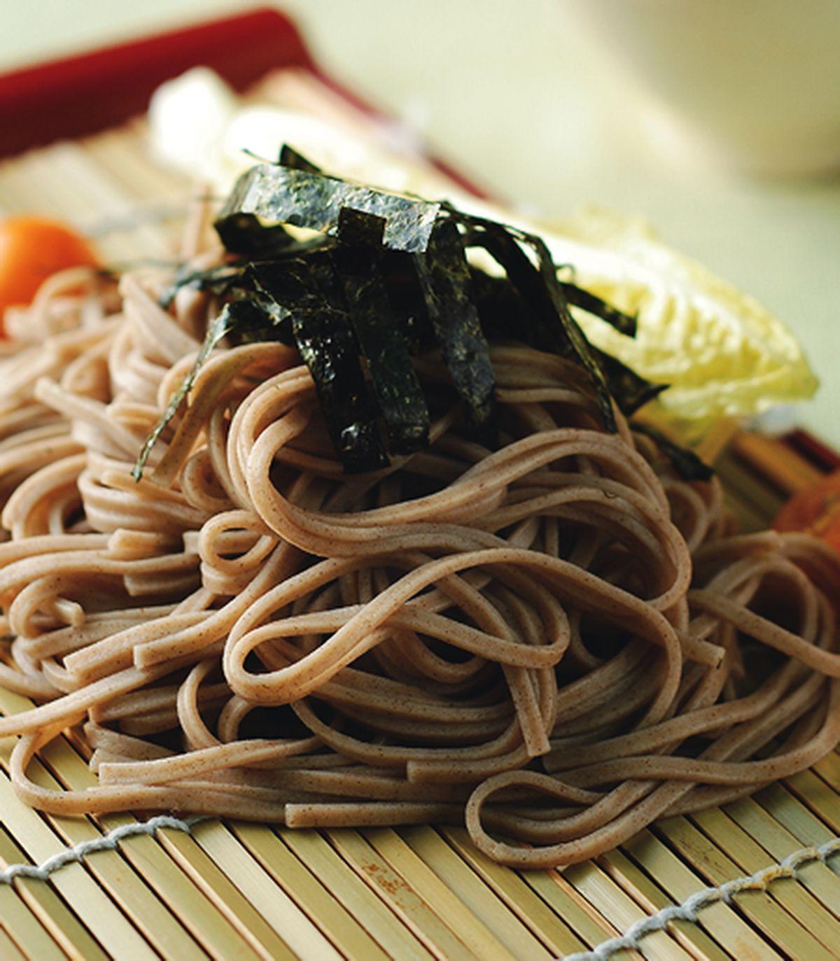 食譜:日式芥末子涼麵