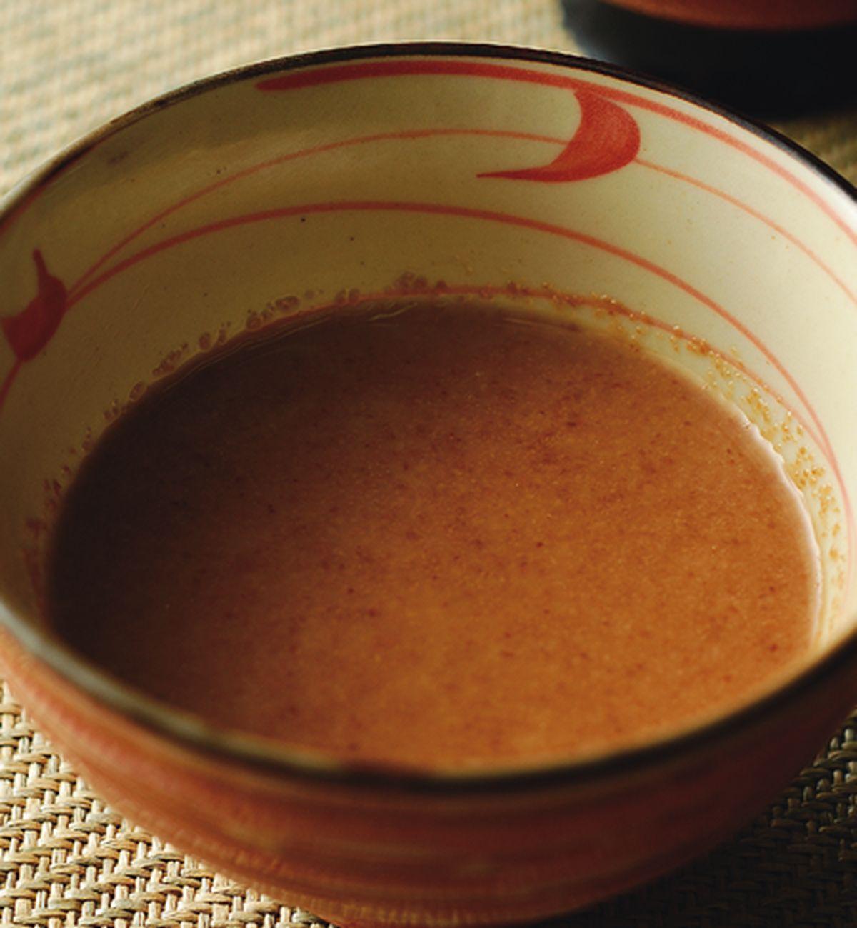 食譜:日式麻醬