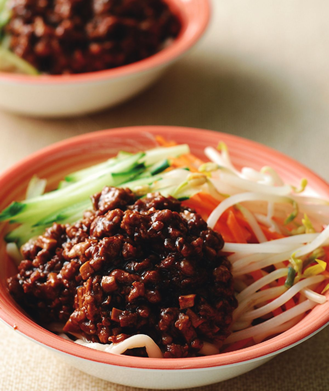 食譜:炸醬麵(4)