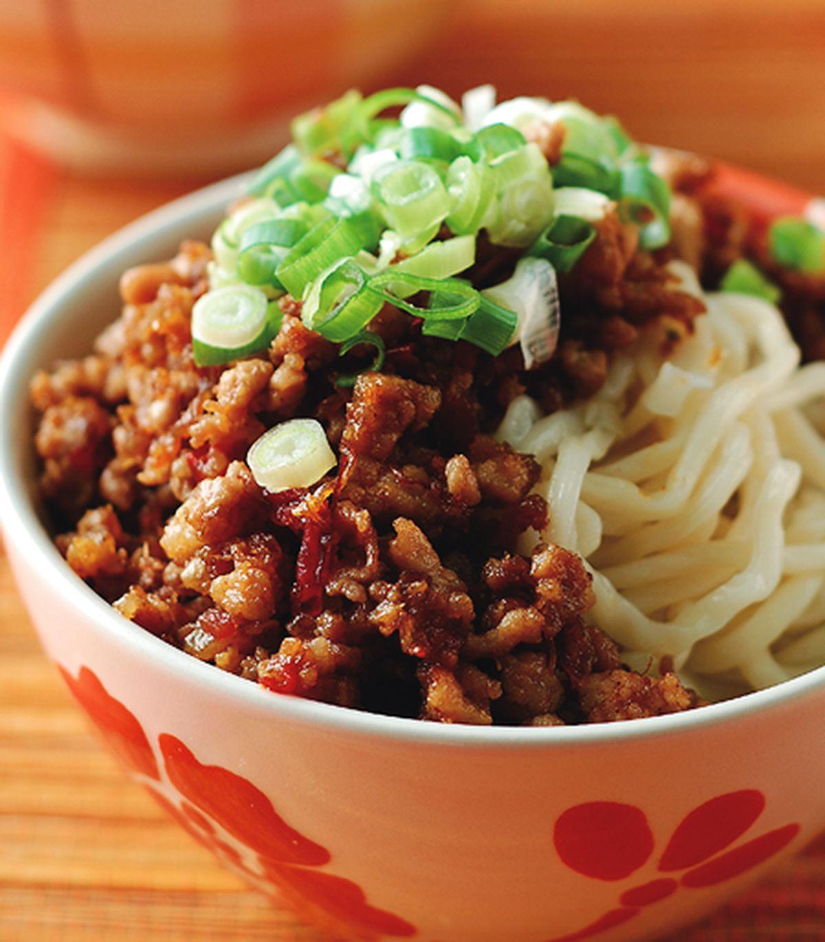 食譜:XO肉醬拌麵(1)