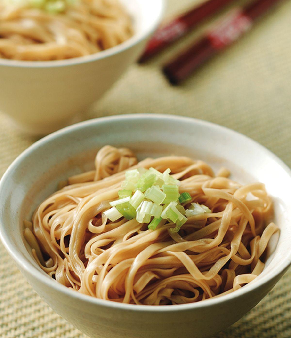 食譜:香醋拌麵(1)