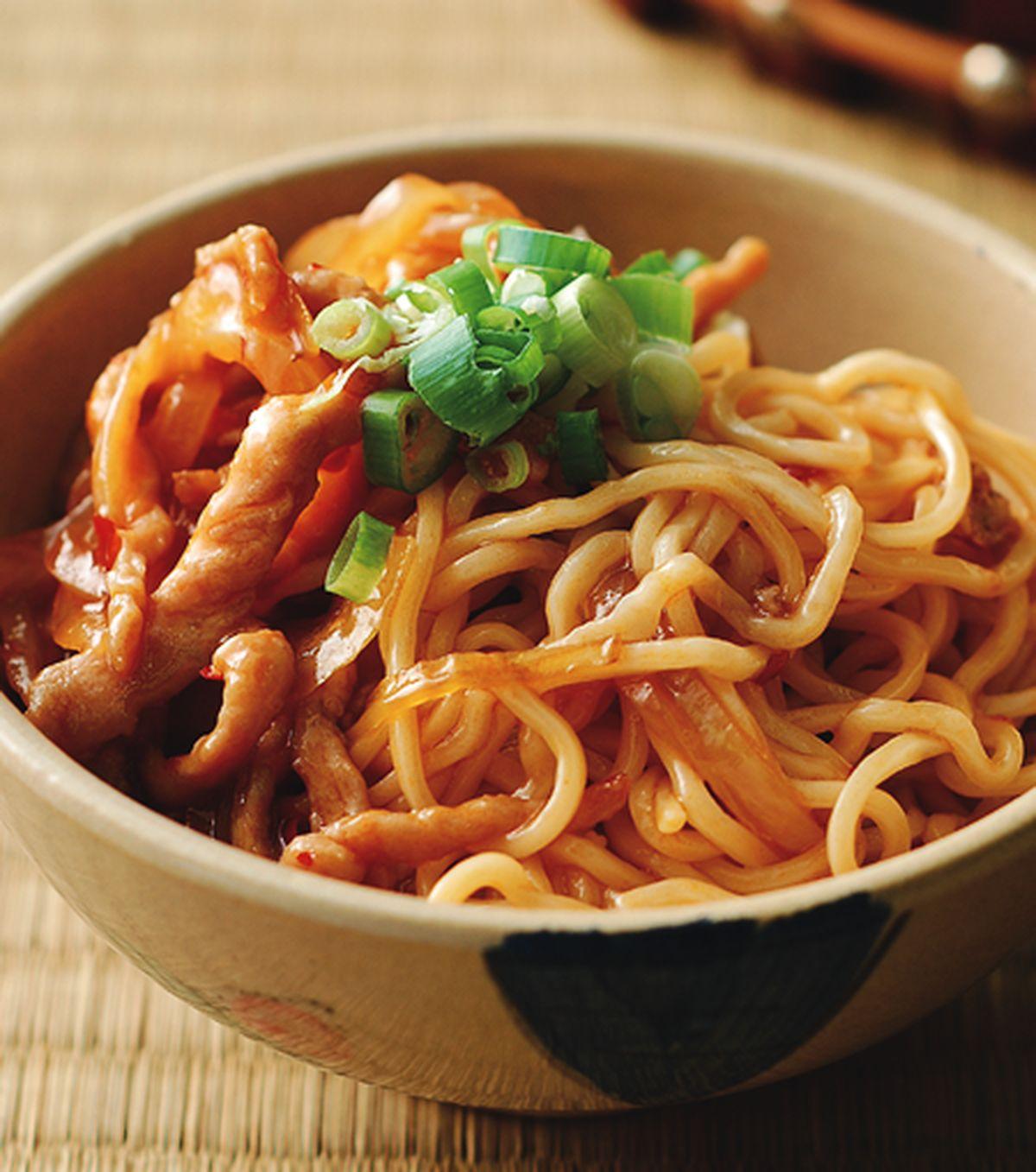 食譜:京都醬拌麵