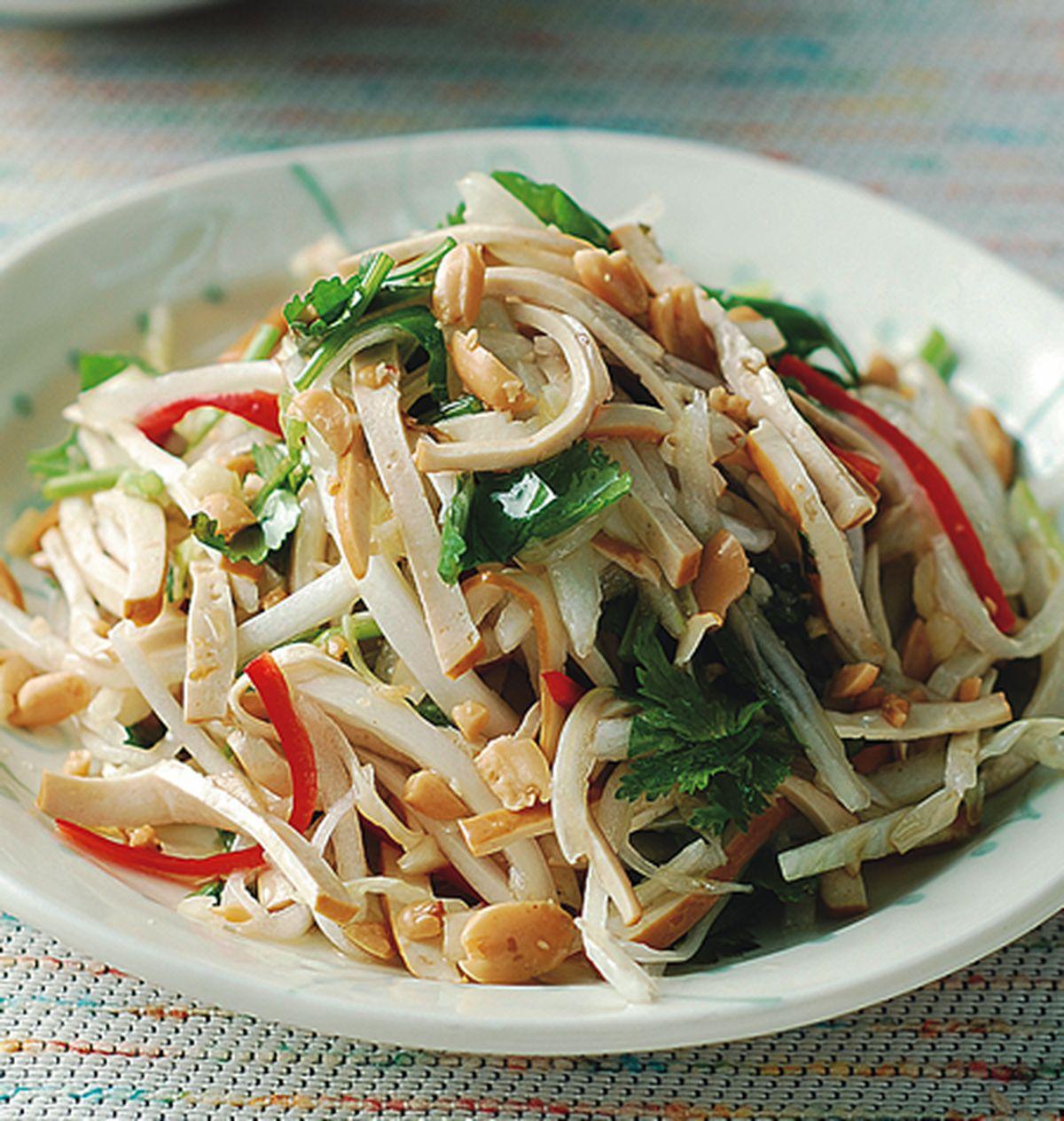 食譜:涼拌白菜心(2)