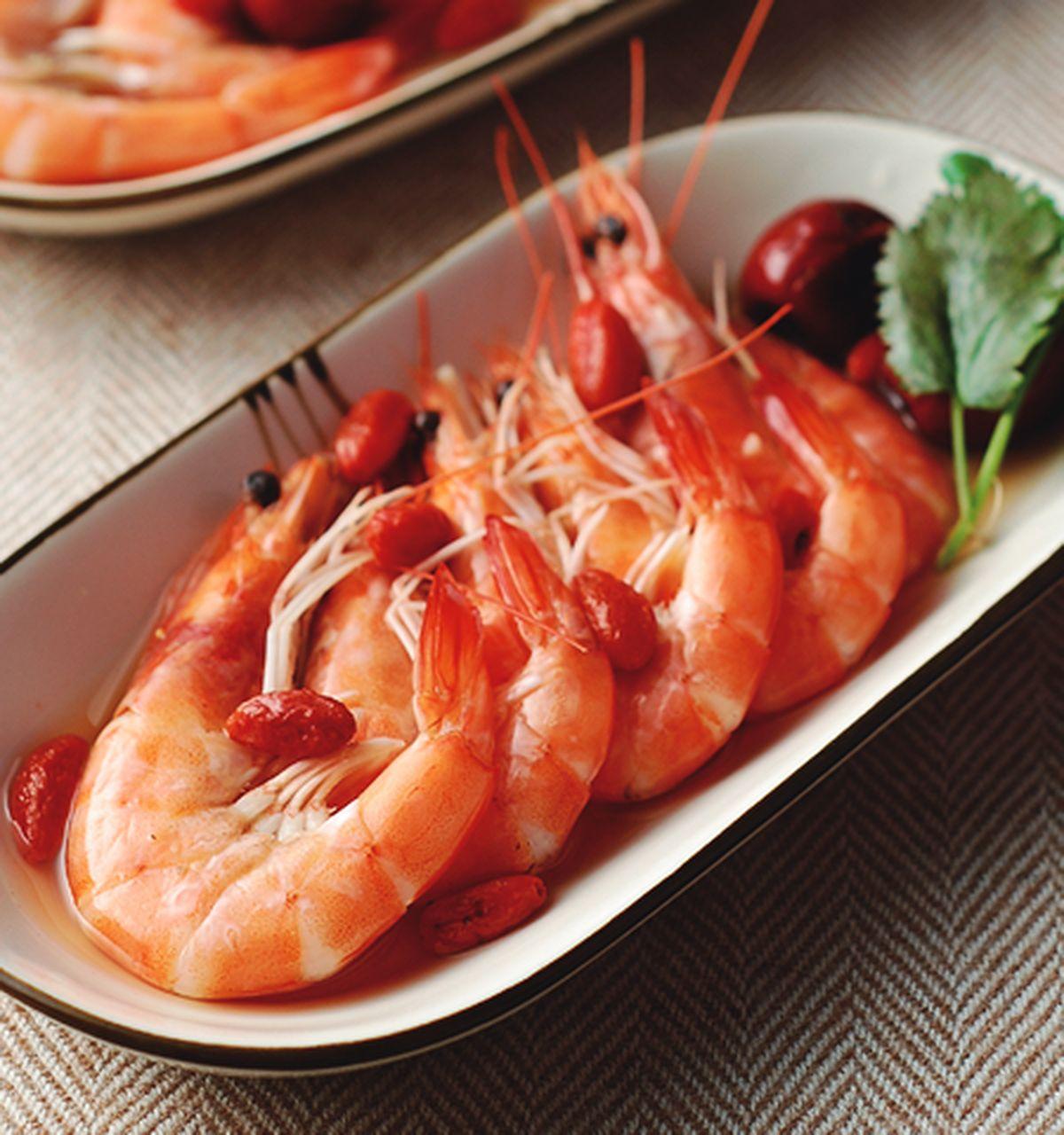 食譜:醉蝦(3)