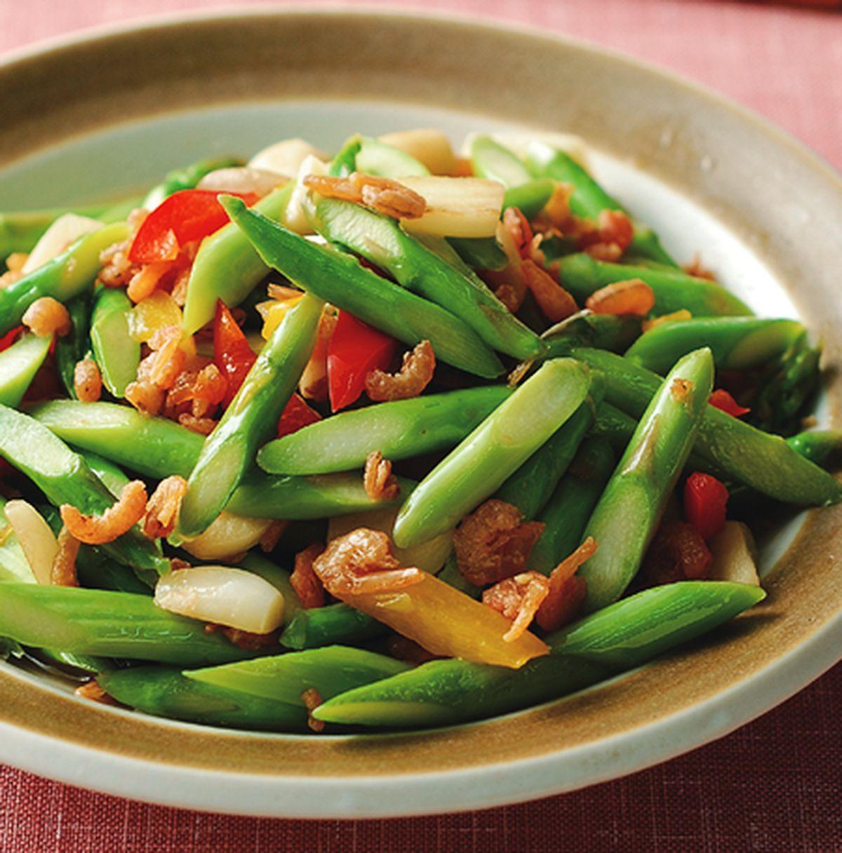 食譜:開陽綠蘆筍