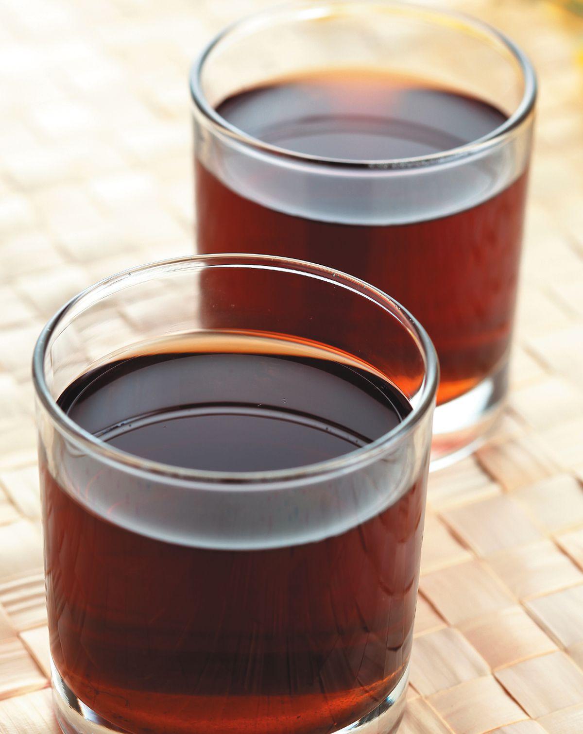食譜:仙草甘茶