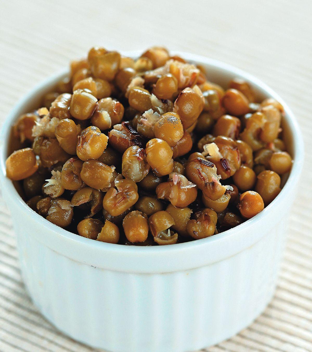 食譜:蜜綠豆