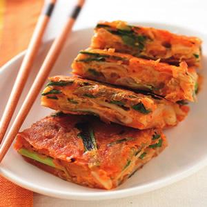 韓式泡菜煎餅