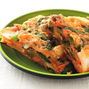 韓式海鮮煎餅(1)
