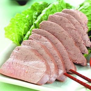 滷豬心(1)