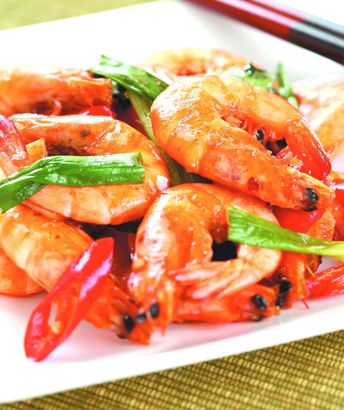 食譜:辣味章魚煎餅
