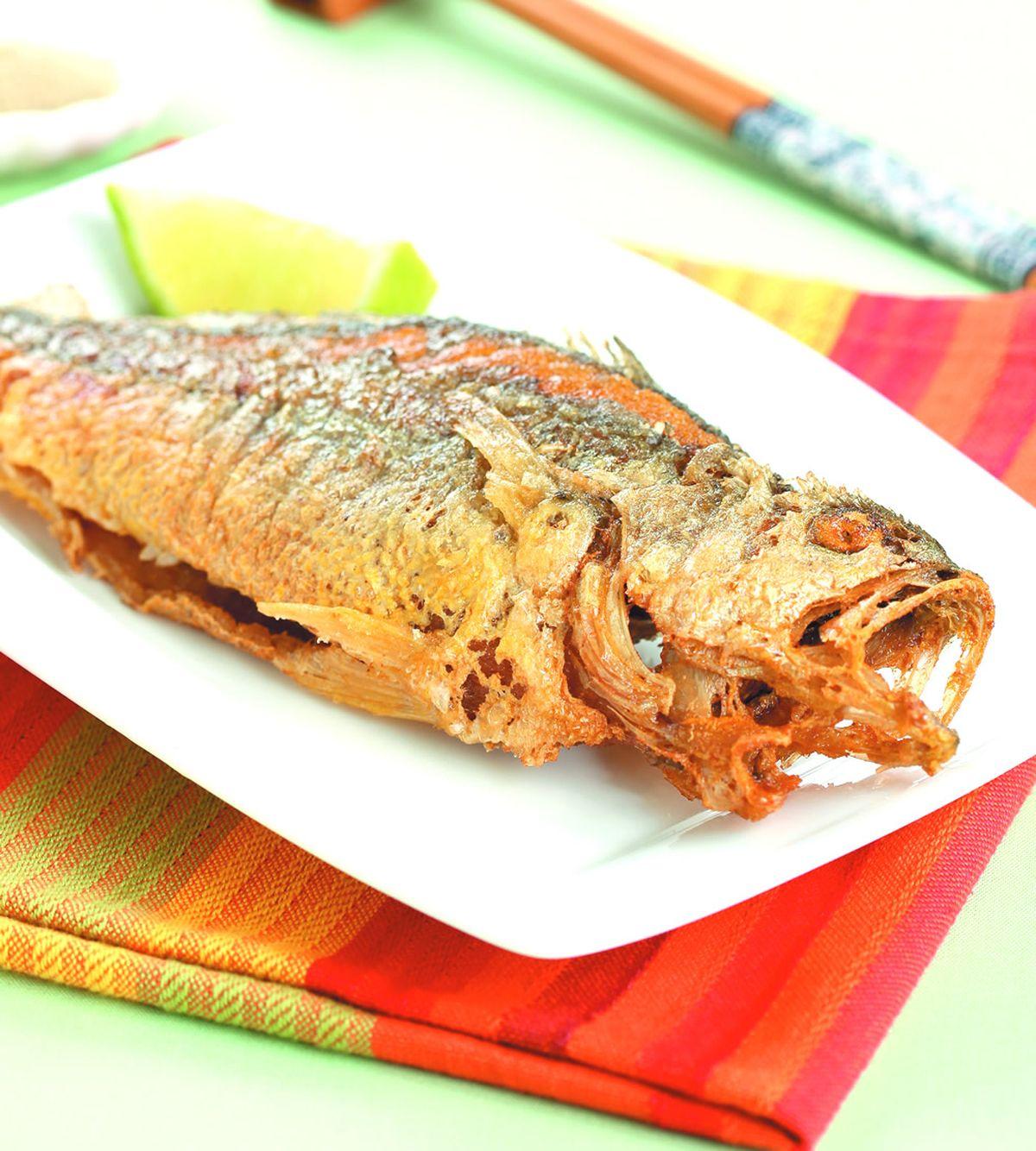 食譜:香煎魚餅(2)