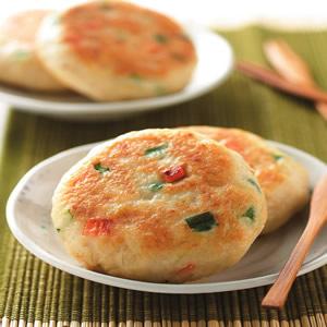 香煎魚餅(2)