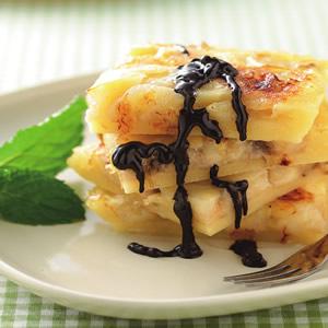 巧克力香蕉煎餅(1)