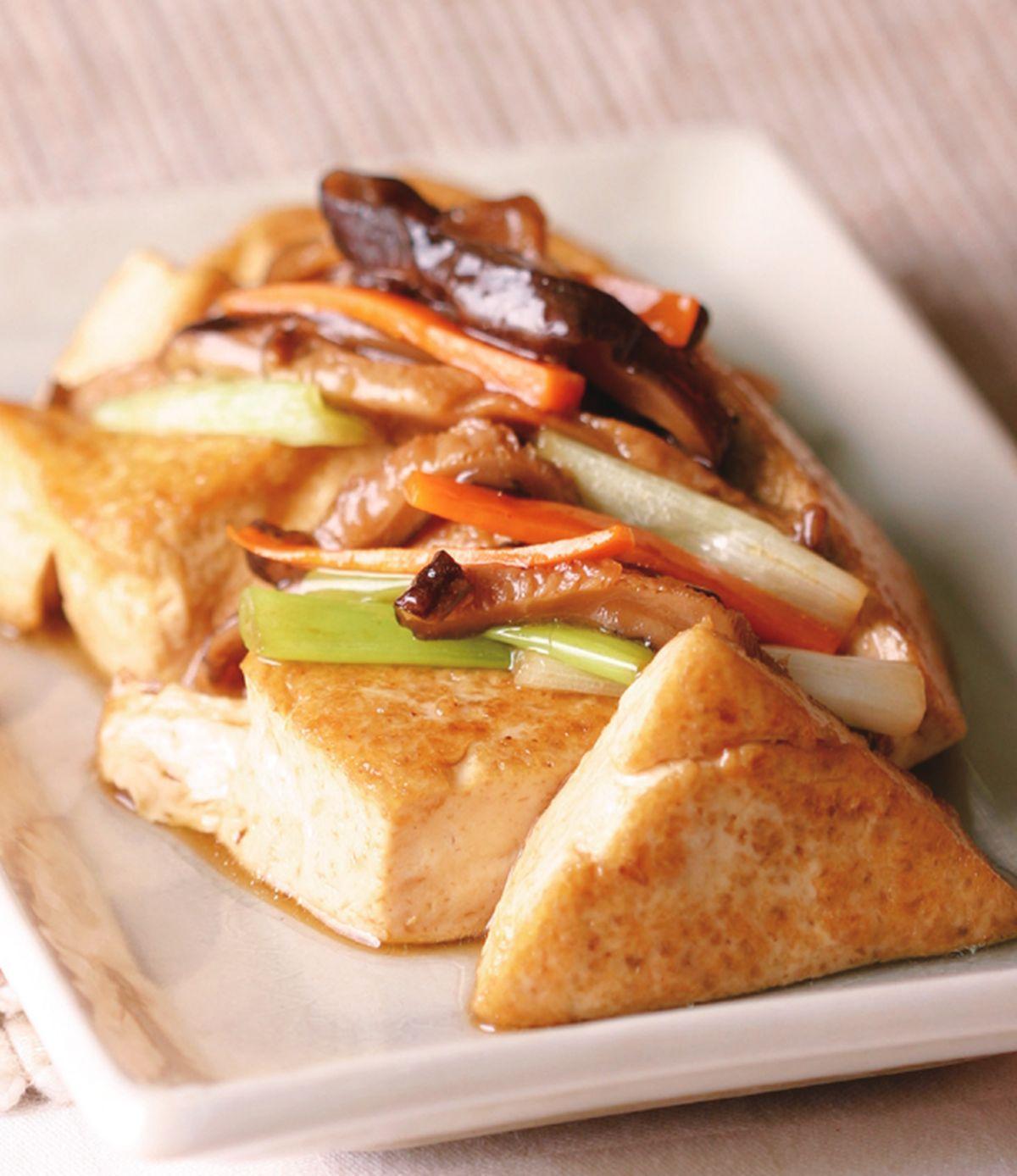 食譜:紅燒豆腐(3)