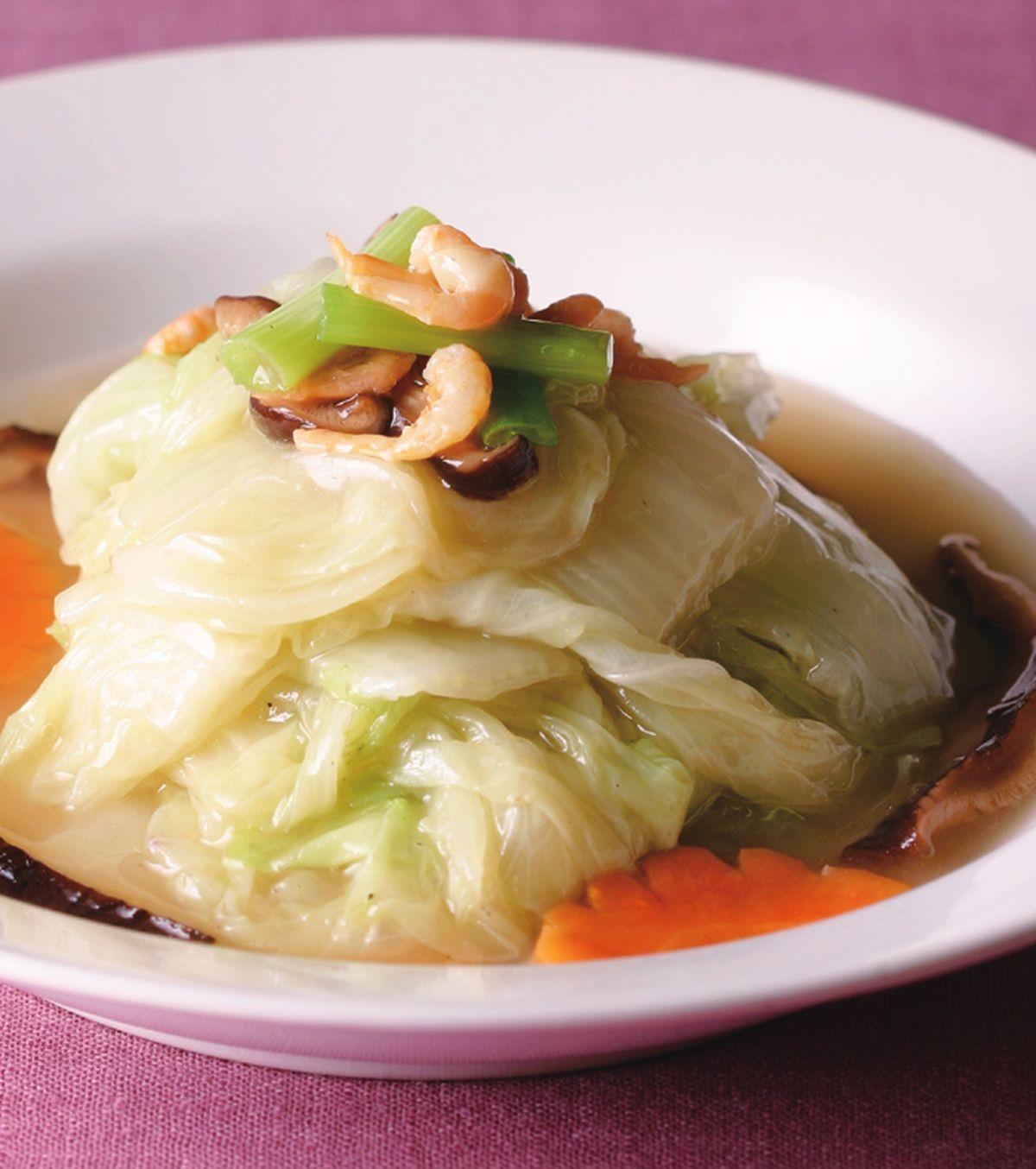 食譜:開陽白菜(12)