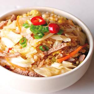 泡菜炒飯(3)