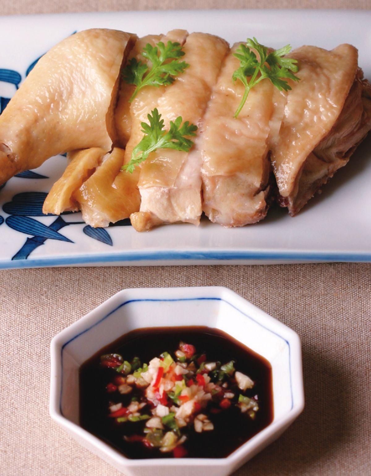 食譜:白斬雞(2)
