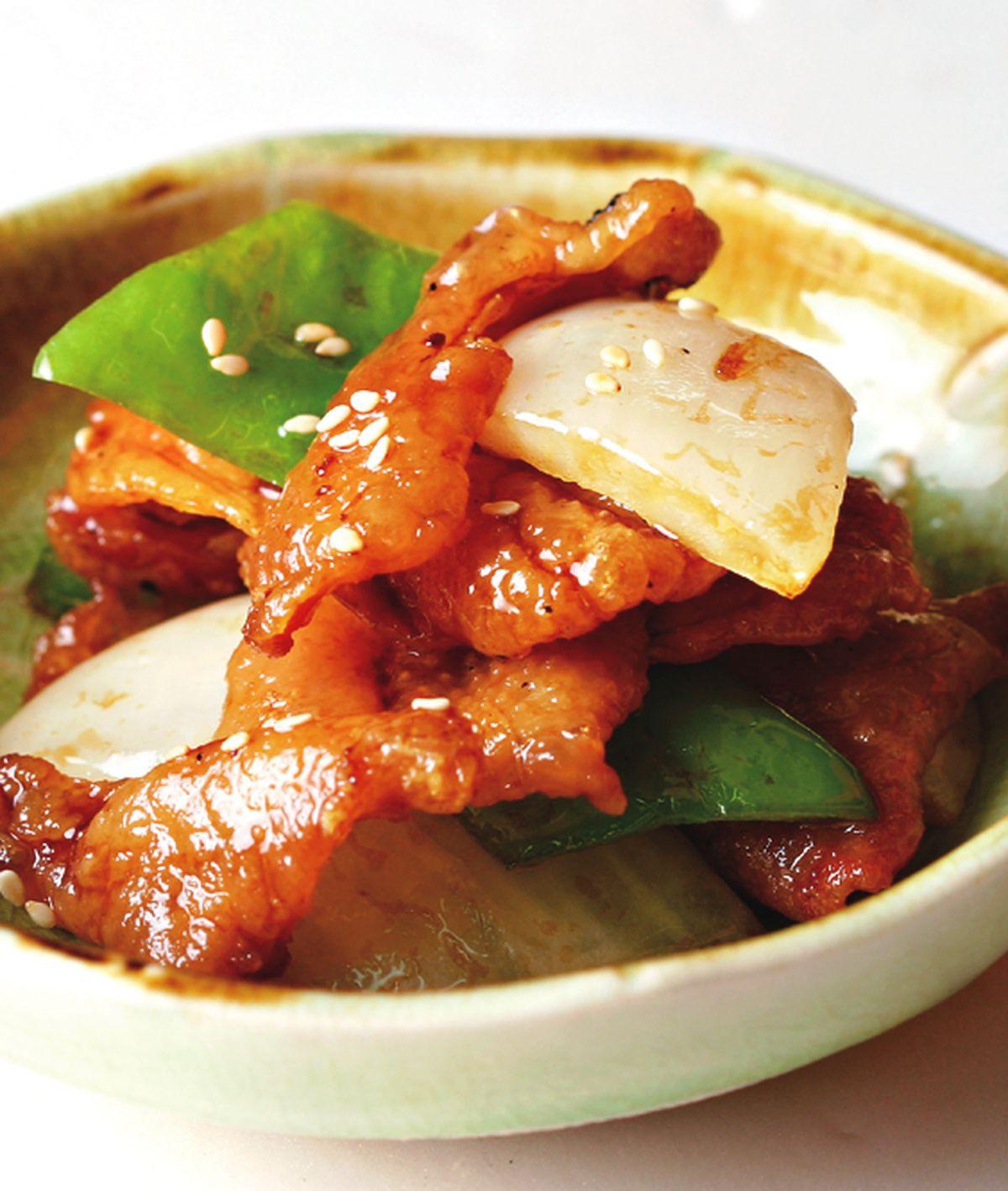 食譜:烤雞皮