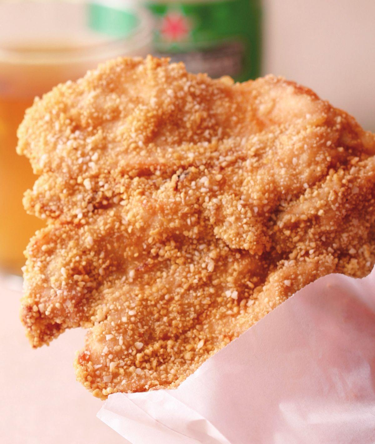 食譜:超大大雞排