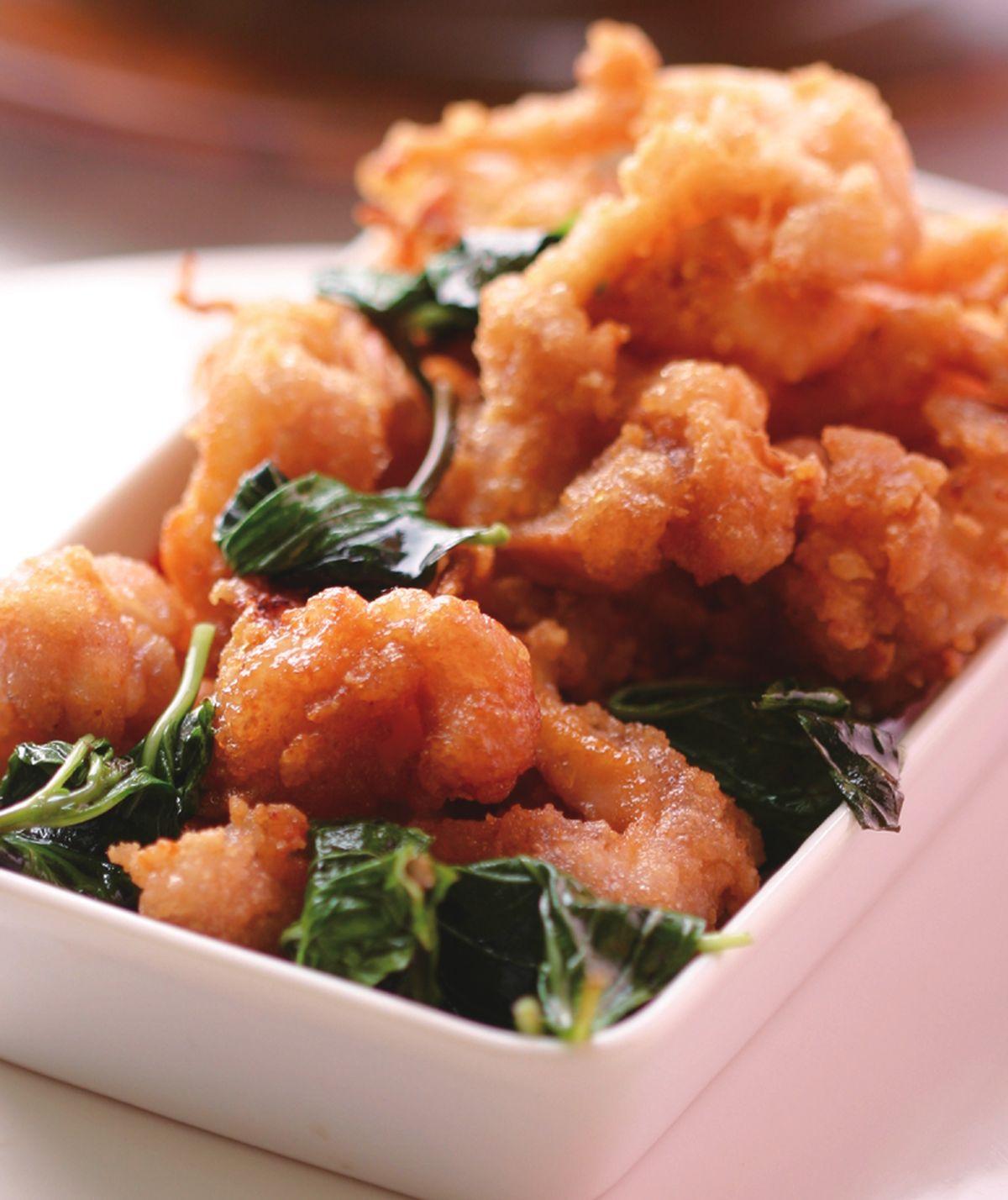 食譜:酥炸魷魚鬚