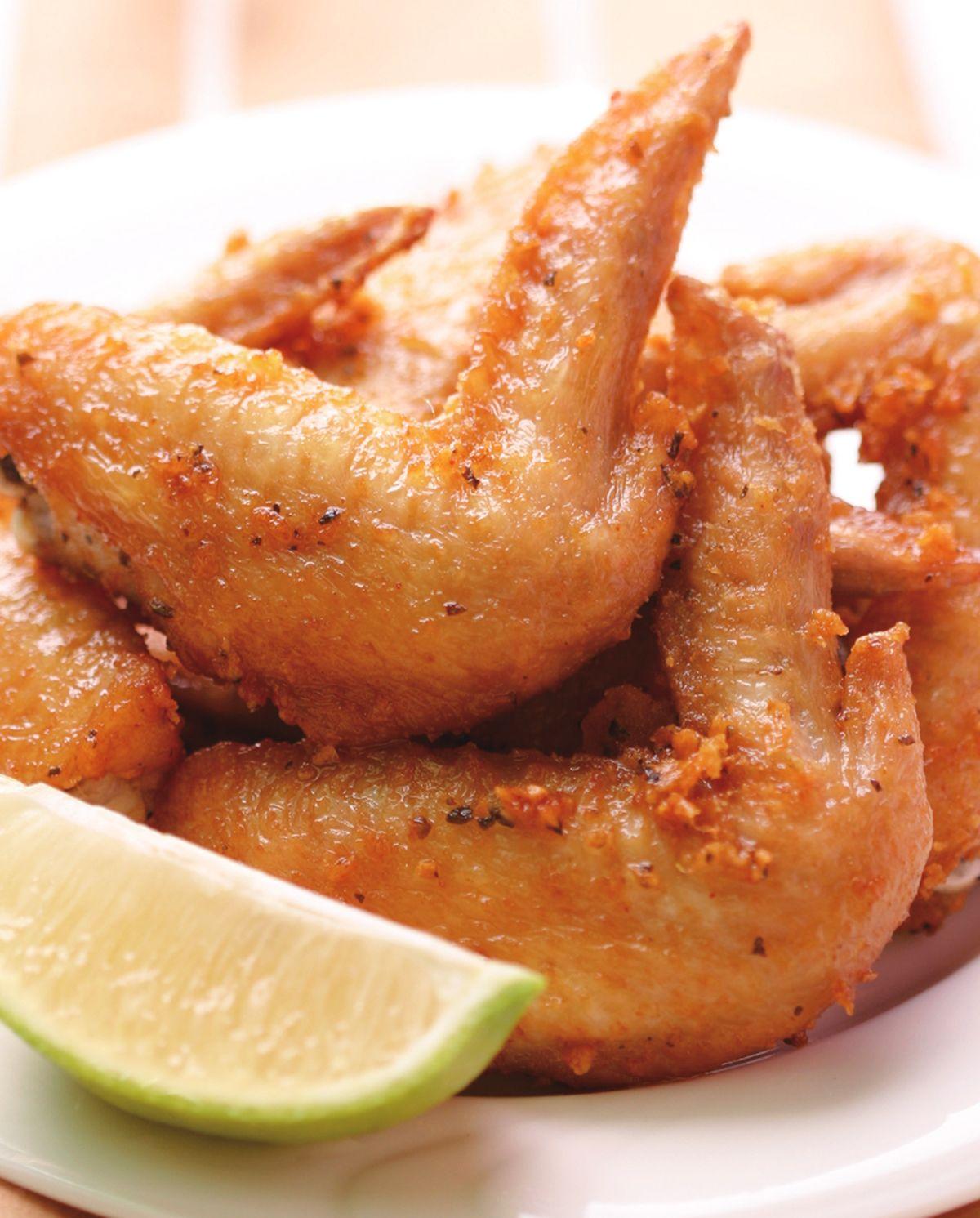食譜:香辣炸雞翅(1)