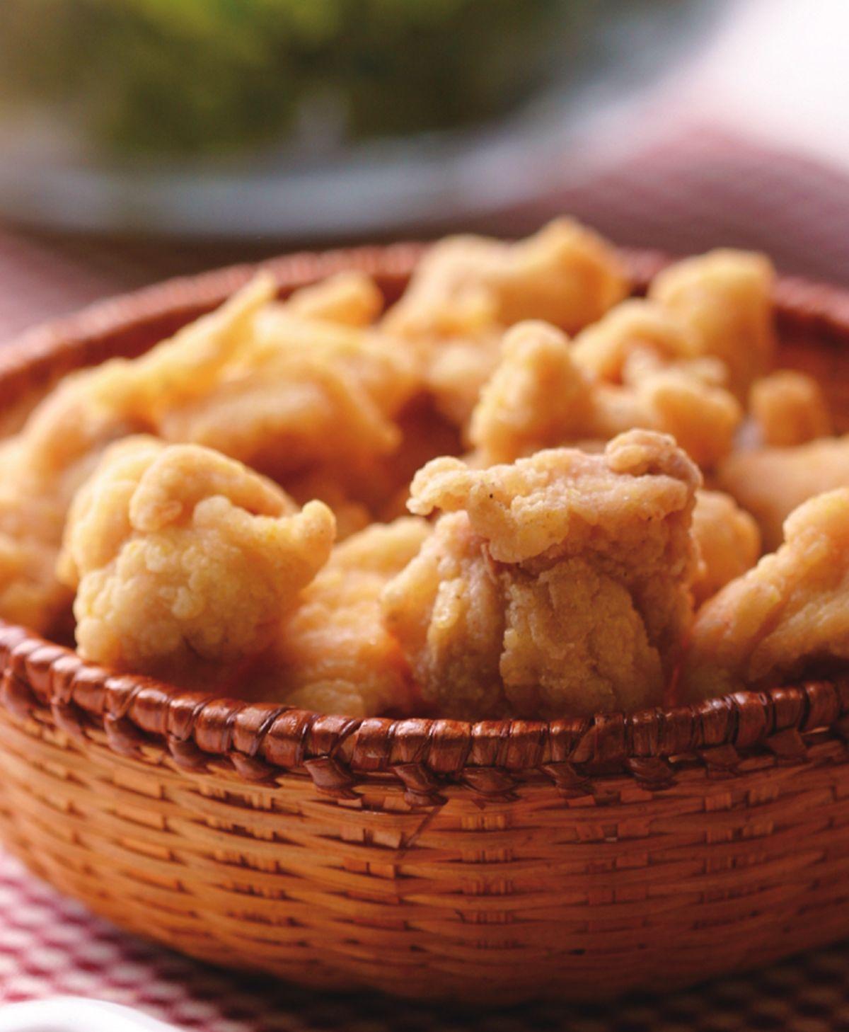 食譜:雞米花(1)