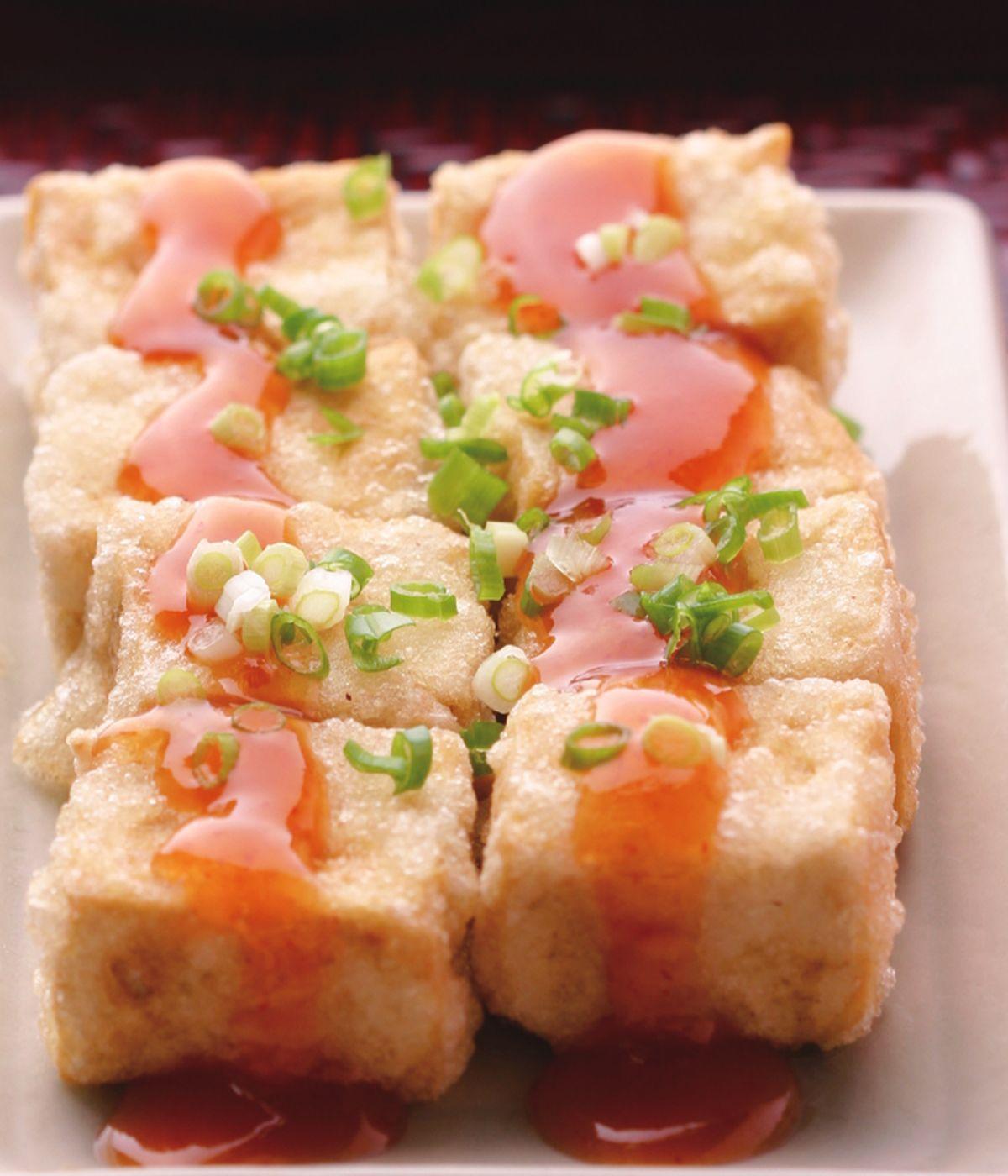 食譜:炸豆腐(1)