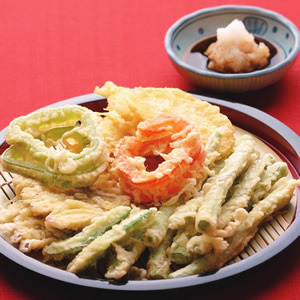 蔬菜天婦羅(1)