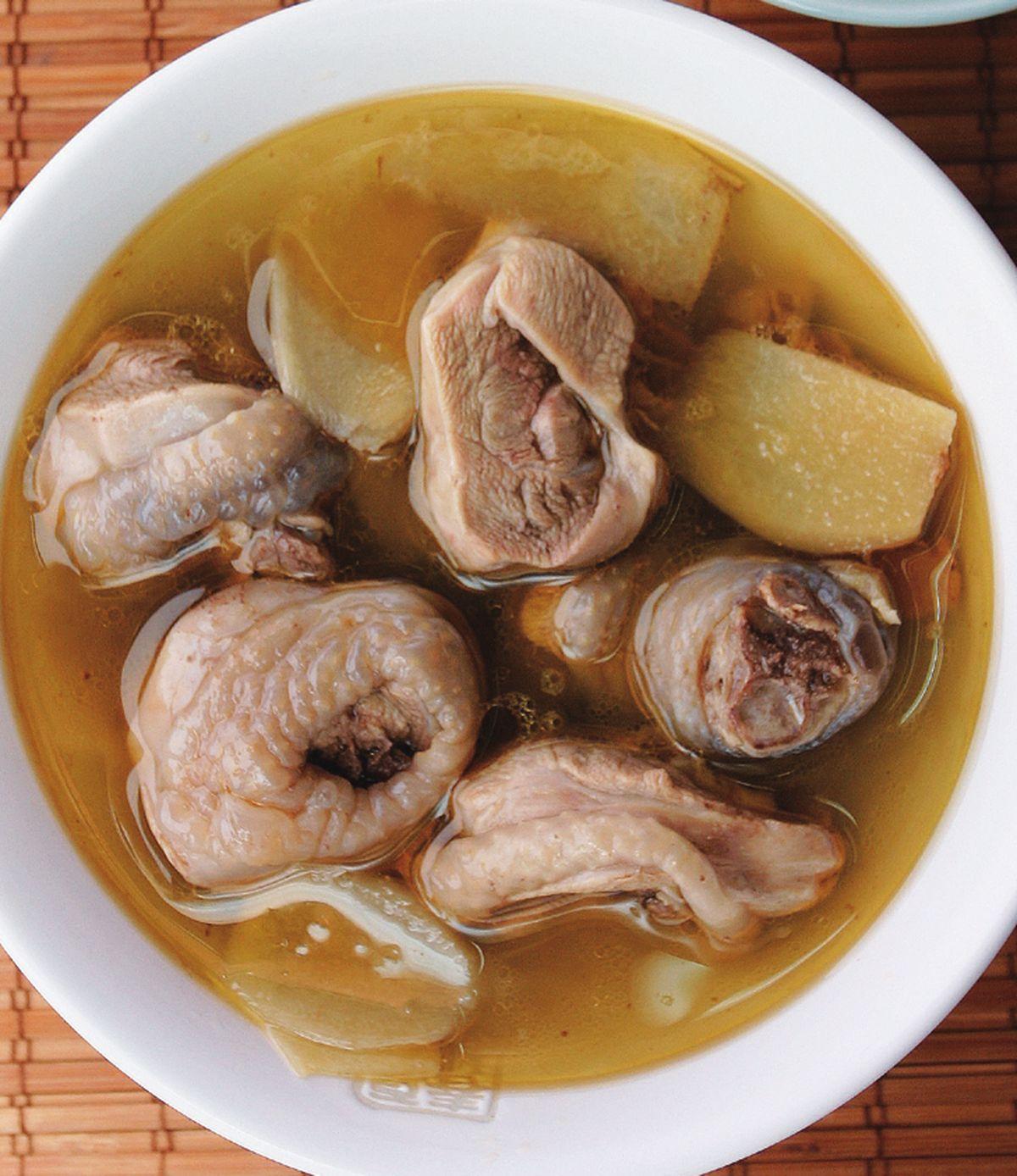 食譜:麻油雞(3)
