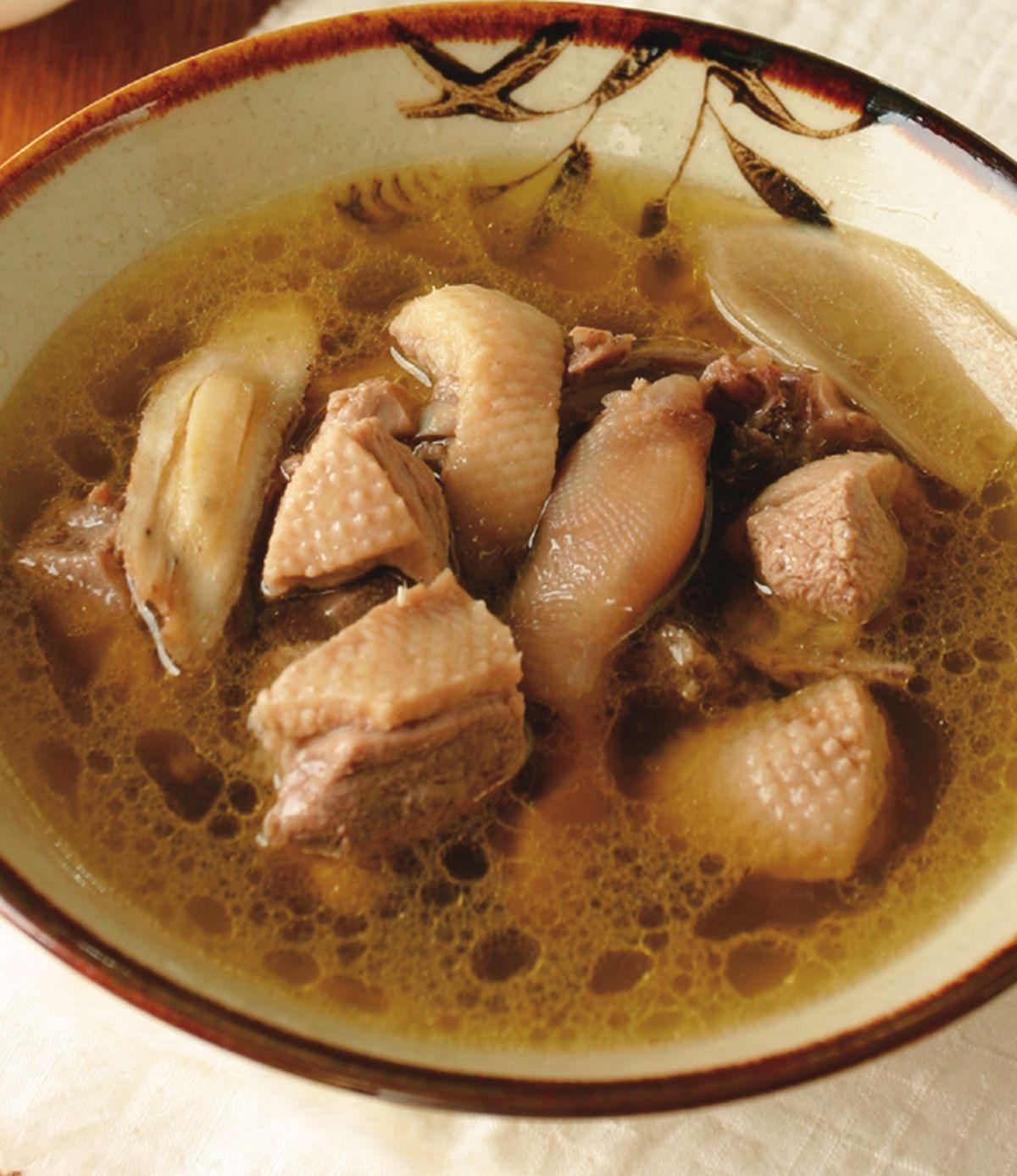 食譜:薑母鴨(4)