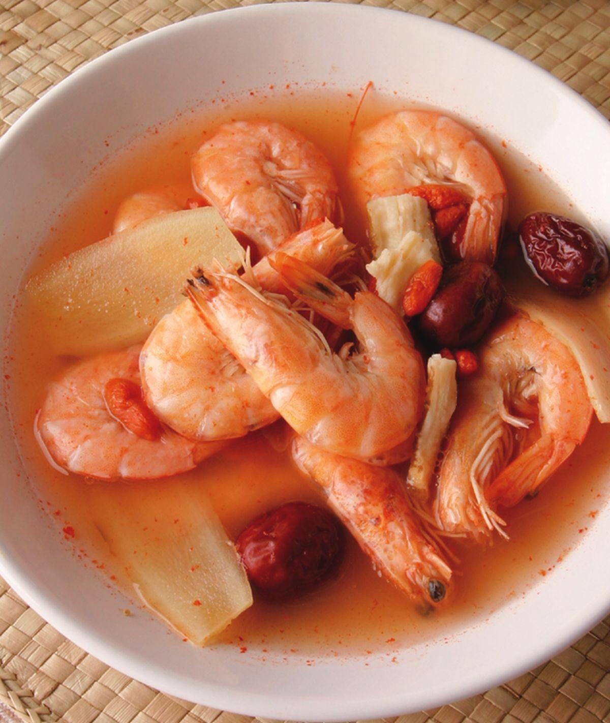 食譜:燒酒蝦(4)