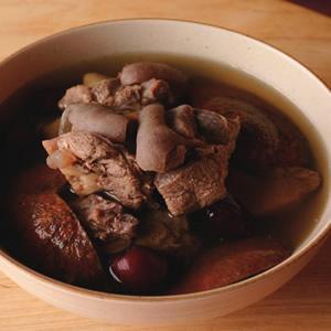 陳皮紅棗燉羊肉