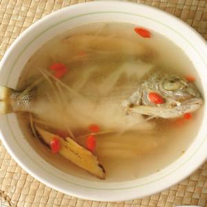 枸杞鮮魚湯
