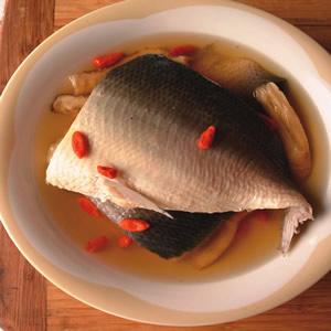 藥膳虱目魚湯