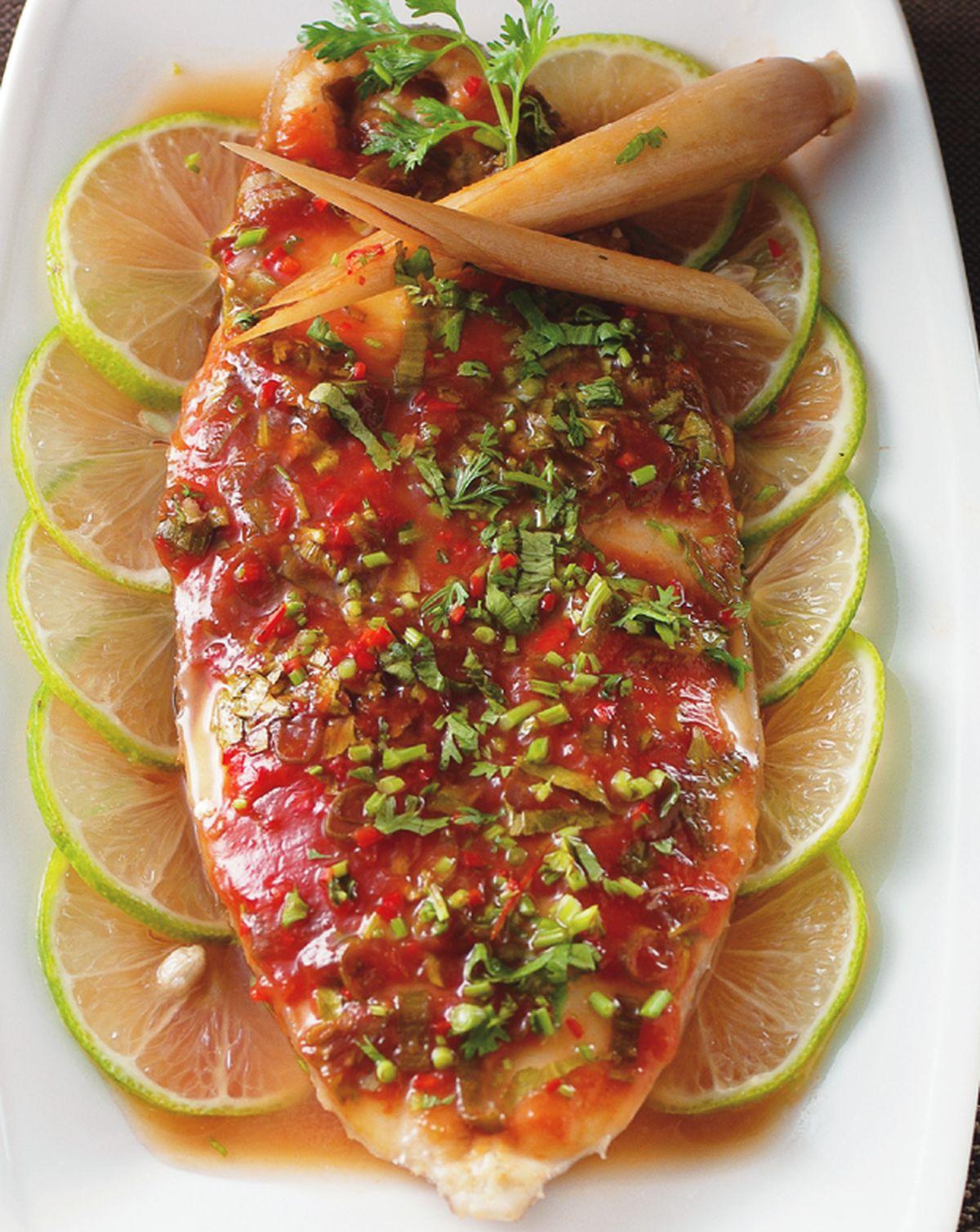 食譜:檸檬魚(1)
