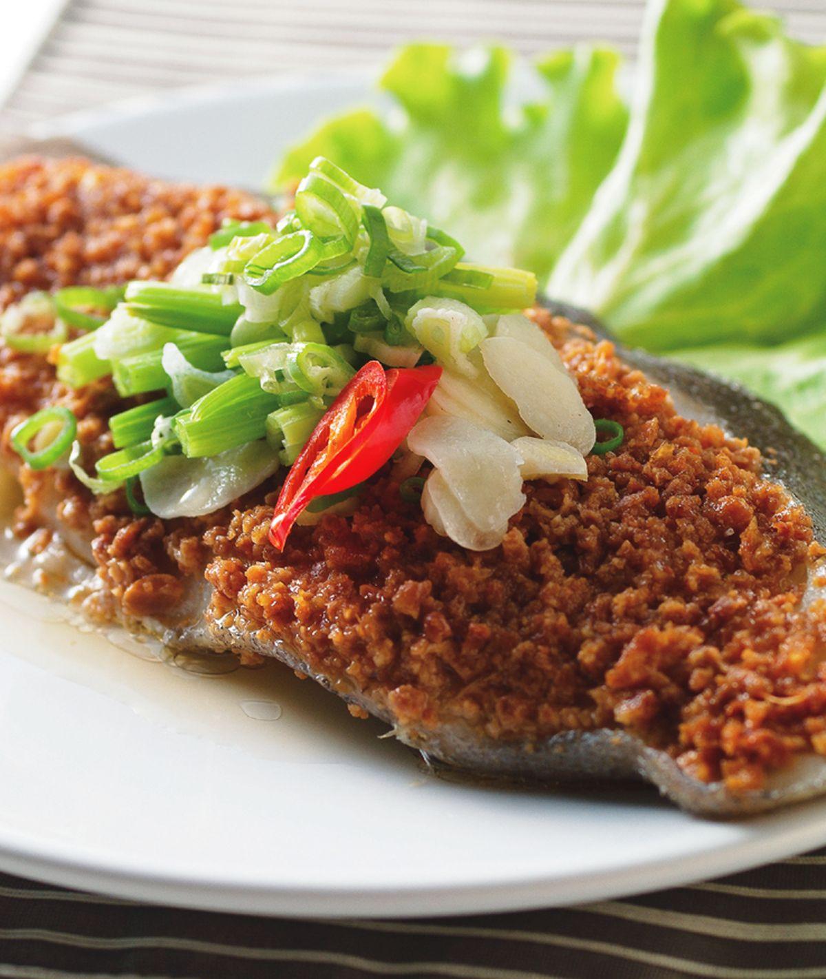 食譜:豆酥鱈魚(11)
