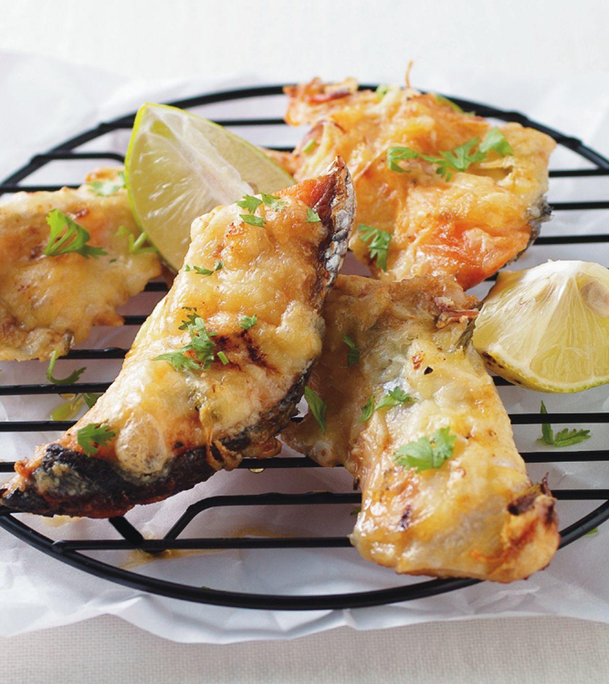 食譜:起司焗烤鮭魚