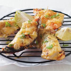 起司焗烤鮭魚
