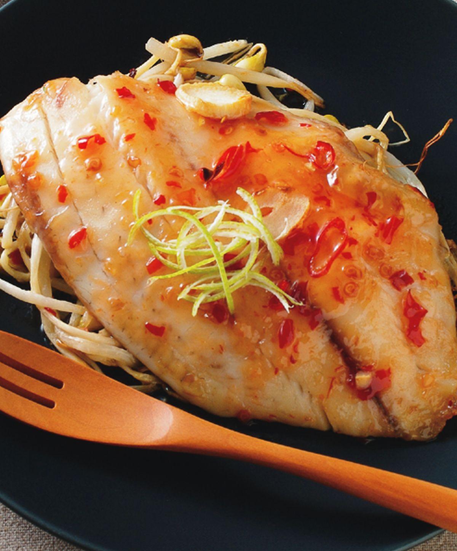 食譜:泰式酸辣醬烤魚