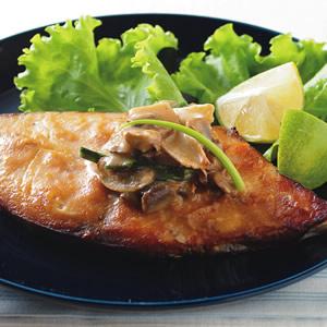 味噌烤魚(2)