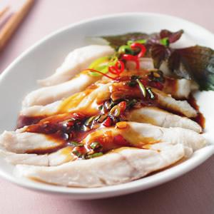蒜泥魚片(1)