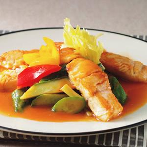 糖醋魚片(2)