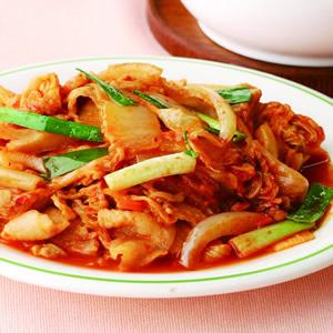 泡菜炒肉片(6)