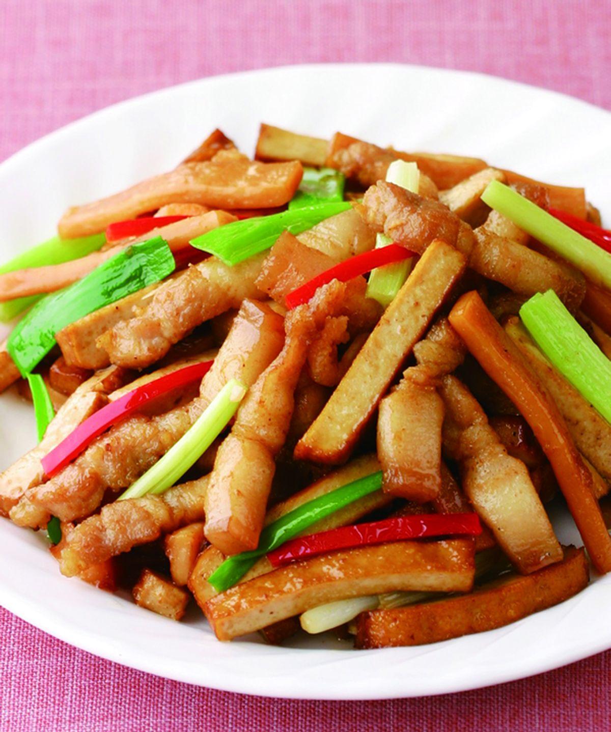 食譜:客家小炒(15)