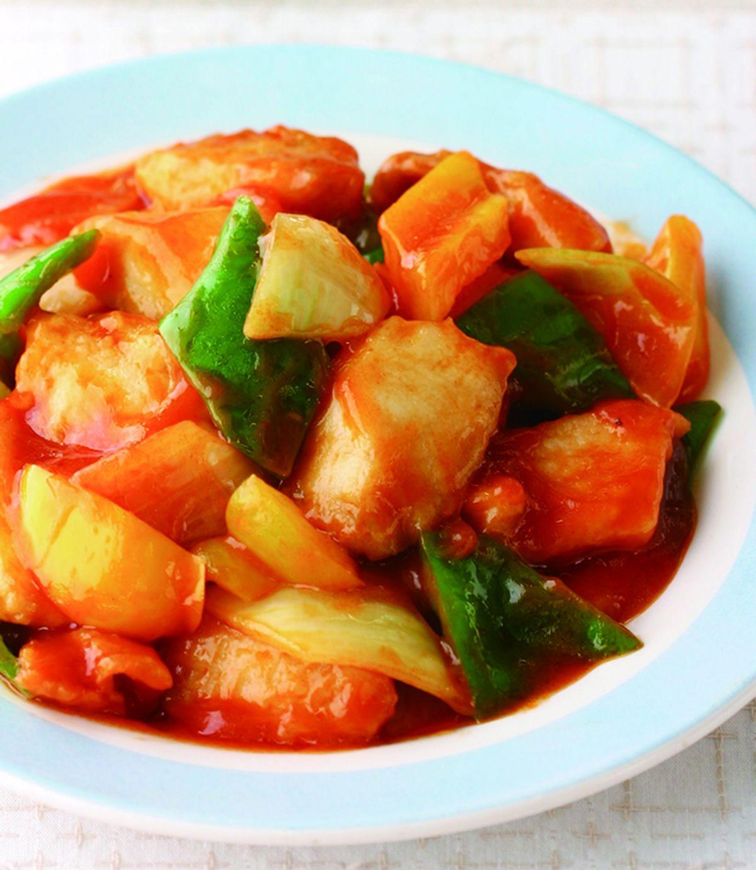 食譜:糖醋魚片(3)