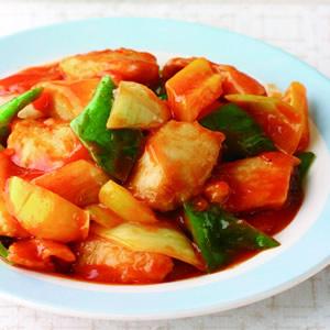 糖醋魚片(3)