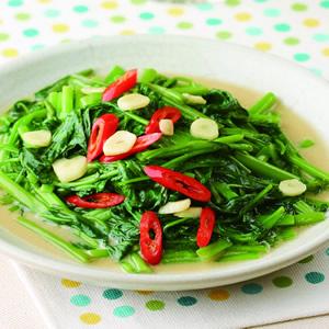 腐乳空心菜(1)